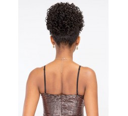 JANET COLLECTION- Postiche Chignon Bouclé Squiggle (Playful Pineapple) JANET COLLECTION  POSTICHES