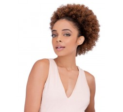 JANET COLLECTION - Postiche Chignon Afro Perm-L String JANET COLLECTION  POSTICHES