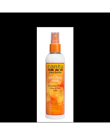 CANTU - NATURAL HAIR - Spray Hydratant (Shine & Hold Mist) - 237ml