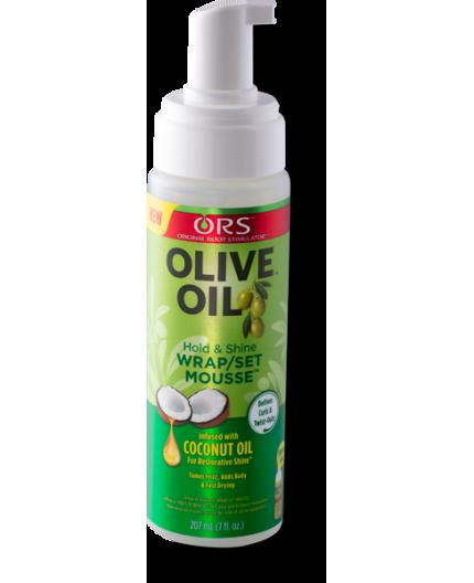 ORS - Olive Oil - Mousse Coiffante