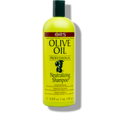 ORS- Olive Oil Neutralizing Shampoing 1Litres ORS  SHAMPOING & SOIN