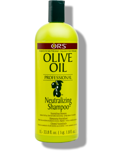 ORS- Olive Oil Neutralizing Shampoing 1Litres