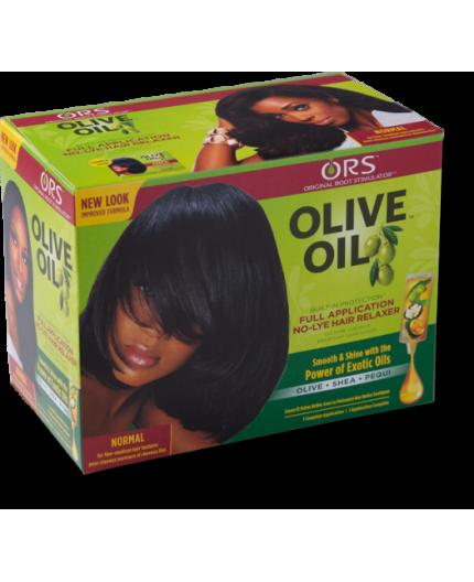 ORS - Olive Oil Défrisage Sans Soudes Kit