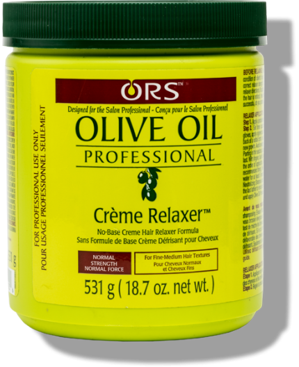 ORS - Olive Oil Défrisage (Relaxer)