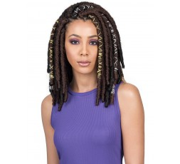 "BOBBI BOSS- Mèches Crochet Braids Bae Locs 12"" Gold BOBBI BOSS ebcosmetique"