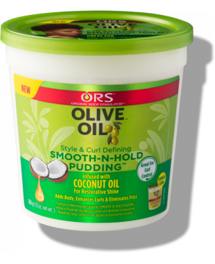 ORS- Olive Oil Smooth-N-Hold Pudding