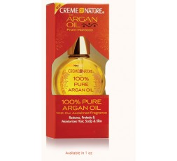 Creme Of Nature- Argan 100% Pure CREME OF NATURE  ebcosmetique
