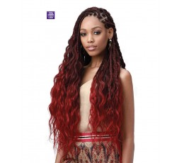 "BOBBI BOSS- Mèche Natte King Tips Body Wave 28"" 3X Crochet Braids BOBBI BOSS ebcosmetique"