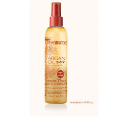 Creme Of Nature Argan Oil- Leave-In Conditioner CREME OF NATURE  CONDITIONNER SANS RINÇAGE