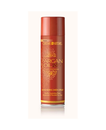 Creme Of Nature Argan Oil- Sheen Spray CREME OF NATURE  Accueil