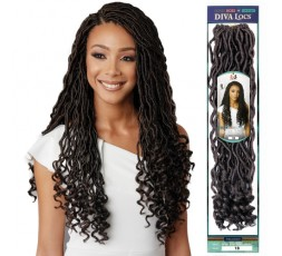 "BOBBI BOSS- Mèche Diva Locs 18"" BOBBI BOSS ebcosmetique"
