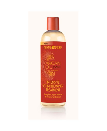 Creme Of Nature Argan Oil- Intensive Conditioning