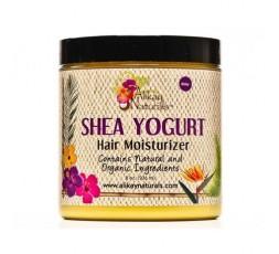 ALIKAY NATURALS - Crème Coiffante Au Karité & Yaourt (Shea Yogurt) ALIKAY NATURALS ACTIVATEUR & DEFINISEUR DE BOUCLES