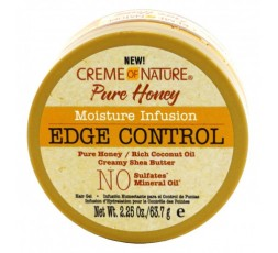 Creme Of Nature Pure Honey- Edges Contrôle CREME OF NATURE  Accueil