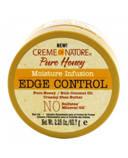 Creme Of Nature Pure Honey- Edges Contrôle