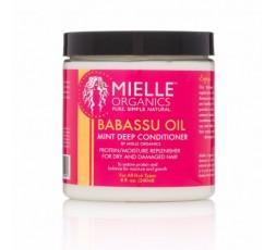 MIELLE ORGANICS - Masque à La Menthe & Babassu & (Deep Conditioner) MIELLE ORGANICS ebcosmetique