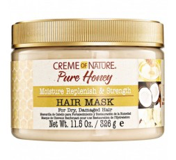 Creme Of Nature Pure Honey- Masque CREME OF NATURE  Accueil