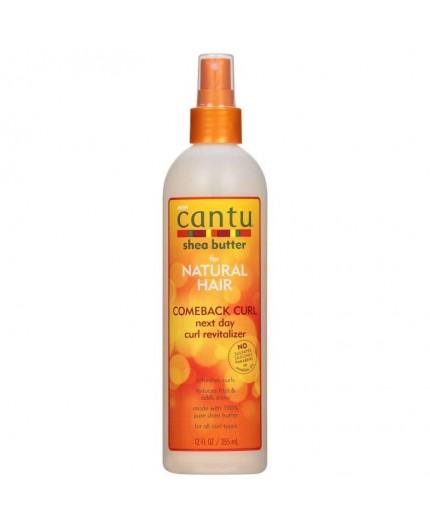 CANTU - NATURAL HAIR - Spray Revitalisant (Come-Back Curl) - 355ml
