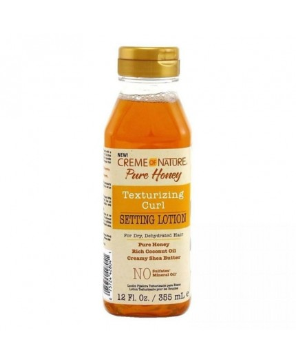 Creme Of Nature Pure Honey- Setting Lotion