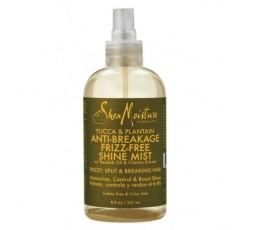 SHEA MOISTURE - YUCCA & PLANTAIN - Spray Coiffant Anti-Frisottis (Anti-Breakage Frizz-Free Shine Mist) - 237ml SHEA MOISTURE ...
