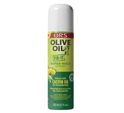ORS - Olive Oil Spray Super Fixante (Super Hold) ORS  LAQUE