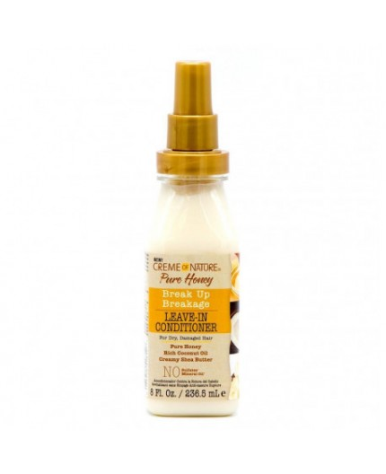 Creme Of Nature Pure Honey- Leave-In Conditioner