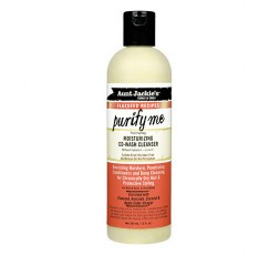 AUNT JACKIE'S FLAXSEED - Nettoyant Purify Me Hydratant (Co-Wash) AUNT JACKIE'S CO-WASH