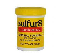 SULFUR 8 - Soin Capillaire Traitement Anti-Pelliculaires (Anti-dandruff Hair & Scalp Conditioner) SULFUR 8 CRÈME COIFFANTE
