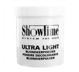 SHOWTIME - Pour Décolorante Capillaire Bleue 100gr SHOWTIME COLORATION
