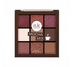 NK MAKE UP - Palette De Fards A Paupières Mocha Mix (Eyeshadow) NICKA K PALETTES