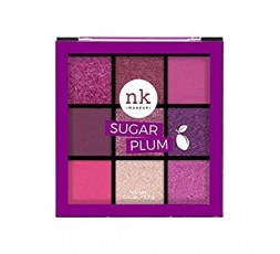 NK MAKE UP - Palette De Fards A Paupières Sugar Plum (Eyeshadow) NICKA K PALETTES