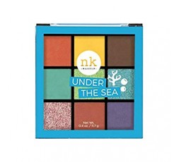 NK MAKE UP - Palette De Fards A Paupières Under The Sea (Eyeshadows) NICKA K Accueil