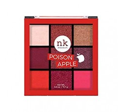 NK MAKE UP - Palette De Fards A Paupières Poison Apple (Eyeshadows) NICKA K PALETTES