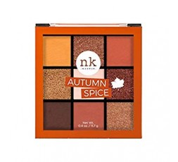 NK MAKE UP - Palette De Fards A Paupières Autumn Spice (Eyeshadows) NICKA K PALETTES