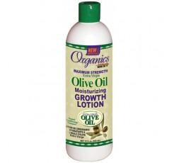 ORGANICS AFRICA'S BEST - Lotion Capillaire de Croissance A L'Huile D'Olive ORGANICS AFRICA'S BEST  LAIT COIFFANT