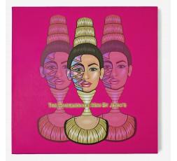 JUVIA'S PLACE - Palette De Fards A Paupières The Masquerade JUVIA'S PLACE ebcosmetique