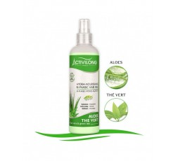 Activilong- Bi Phase Hydro nutritif Aloès & Thé Vert ACTIVILONG SPRAY & LOTION