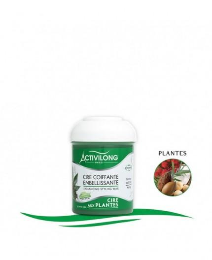 Activilong- Cire Coiffante aux Plantes