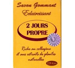 2 JOURS PROPRE - Savon Gommant Eclaircissant 2 JOURS PROPRE SAVON