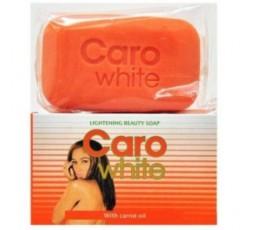 CARO WHITE - Savon Clarifiant & Eclaircissant A L'Huile De Carotte CARO WHITE ebcosmetique