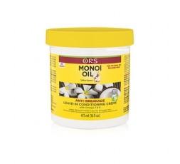 ORS - Soin Sans Rinçage A L'Huile De Monoï (Leave-in Conditioning Crème) ORS  CRÈME COIFFANTE