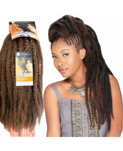 SENSATIONNEL - Mèche Afro Twist Braid (Soft N' Silky)