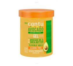 CANTU AVOCADO - Gel Coiffante A L'Avocat & Beurre de Karité CANTU GEL