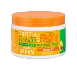 CANTU AVOCADO - Crème Coiffante Pour Boucles (Curling Cream) CANTU CRÈME COIFFANTE