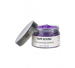 MOFAJANG - Cire Colorante Temporaire Naturelle Violet (Hair Coloring) MOFAJANG COLORATION