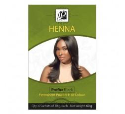 PROFIX ORGANICS - Poudre Henna Permanente Noire PROFIX ORGANICS COLORATION