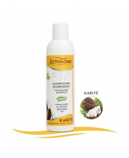 Activilong - Shampoing Nourrissant Karité