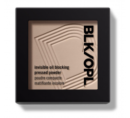 BLACK OPAL - Poudre Compacte Matifiante Incolore (Invisible Oil Blocking Pressed Powder) BLACK OPAL  POUDRES