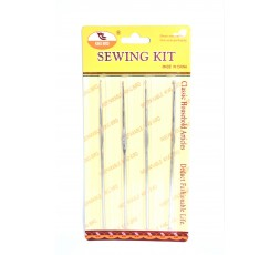 Kit de 4 Crochets En Acier Pour Locks & Dreadlocks (Sewing Kit)  SOIN LOCKS