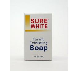 SURE WHITE - Savon Éclaircissant & Exfoliant SURE WHITE  ebcosmetique